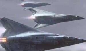 Northrop Grumman ukazuje myśliwce przyszłości