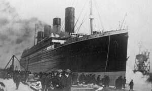 Australijski miliarder buduje w pełni funkcjonalną replikę Titanica