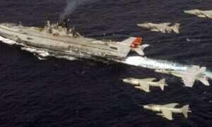 Indie zamienią stary lotniskowiec w centrum rozrywki