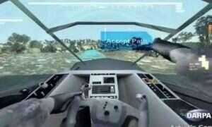 Pojazdy wojskowe bez szyb? Żołnierz zobaczy obraz dzięki systemowi wirtualnej rzeczywistości