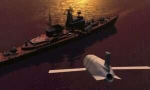 Marynarka wojenna USA testuje inteligentne pociski