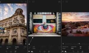 Nowe funkcje w aplikacji Abdobe Lightroom na Androida