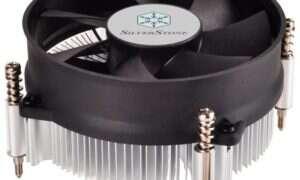 Test chłodzenia SilverStone Nitrogon NT09-115X