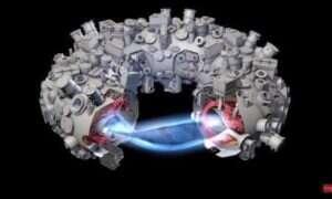 Stellarator Wendelstein 7-X pomyślnie odpalony