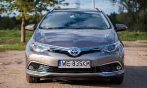 Czy odświeżona Toyota Auris zasługuje na miano nowoczesnego samochodu?