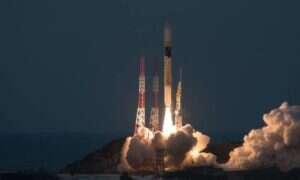 Japoński satelita wart 273 miliony dolarów uległ niewyjaśnionej awarii