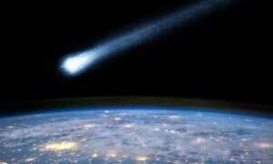 Meteoryt, który przeleciał nad Wielką Brytanią był jednym z najjaśniejszych w historii