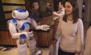 Dzięki IBM w hotelach może zaroić się od robotów
