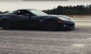 Najszybszy dopuszczony do ruchu samochód elektryczny, to… Chevrolet Corvette