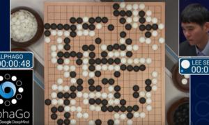 AlphaGo po raz drugi pokonuje profesjonalnego gracza w Go