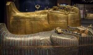 Odnaleziono ukryte pomieszczenia w grobowcu Tutanchamona