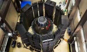 Kapsuła Orion testowana za pomocą głośników