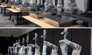 Google uczy roboty podnoszenia przedmiotów