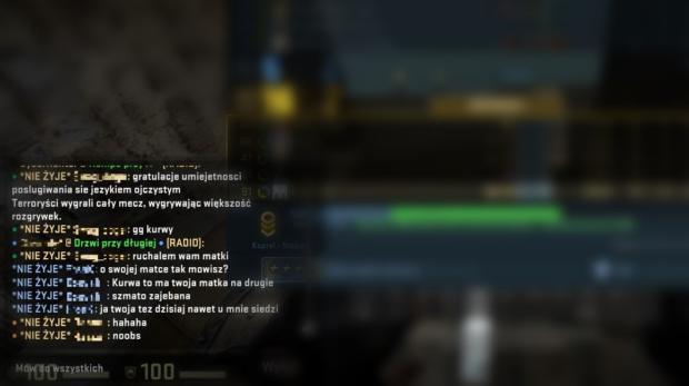 Counter-Strike: Global Offensive czat