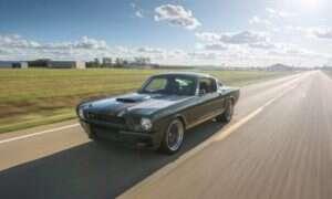 Espionage – Mustang stworzony przez braci Ring