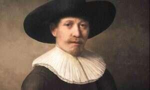 Komputer namalował obraz w stylu Rembrandta