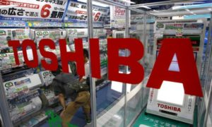 Toshiba zwolni ponad 14 000 pracowników