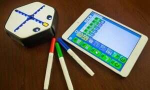 Robot, który nauczy dzieci programować