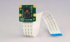 Nowy aparat do Raspberry Pi