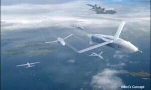 DARPA nadal rozwija autonomiczne drony