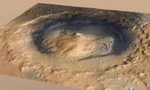 Aeolis Mons – wzgórze w marsjańskim kraterze, powstało przez wiatr