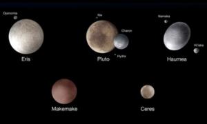 Odkryto księżyc karłowatej planety Makemake