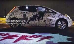 """""""Czytający myśli"""" samochód Nissana"""