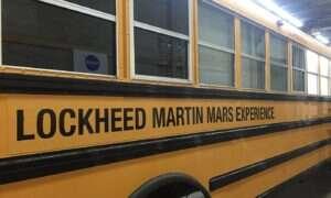 "Autobus szkolny Lockheeda Martina ""zabiera"" dzieci na Marsa"