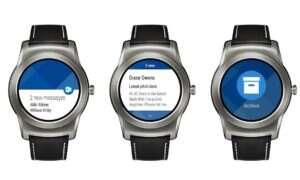 Microsoft Outlook na zegarki z Androidem