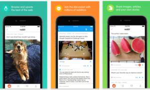 Reddit wydał w końcu oficjalną aplikację mobilną