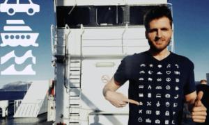 Dzięki tej koszulce dogadasz się w każdym kraju bez znajomości języka