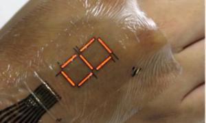 Wytrzymała e-skóra zamieni Twoje ciało w wyswietlacz