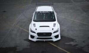 Subaru chce przy pomocy podrasowanego WRX STI pobić rekord okrążenia na wyspie Man