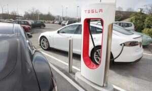 Tesla powiększy ilość swoich ładowarek na terenie Europy