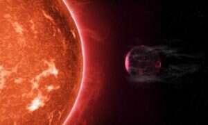 """Astronomowie odkryli nową klasę """"Super-Ziemi"""""""