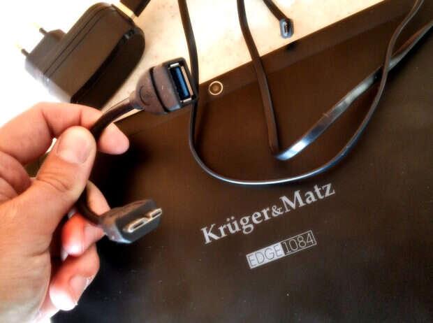 Kruger&Matx Edge 1084 zestaw
