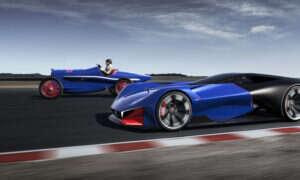 Peugeot chce uczcić przeszłość z L500 R HYbrid