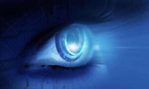 Urządzenie częściowo przywracające centralne widzenie