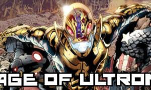 Recenzja komiksu Era Ultrona