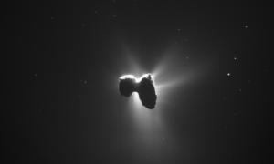 Na komecie odnaleziono związki chemiczne powiązane z życiem