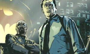 Recenzja komiksu Gotham Central