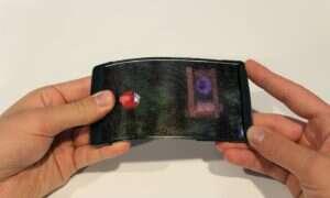 HoloFlex – smartfon przyszłości zdolny wyświetlać hologramy