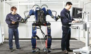 Hyundai pracuje nad transportowym egzoszkieletem