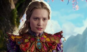 Recenzja filmu Alicja po drugiej stronie lustra