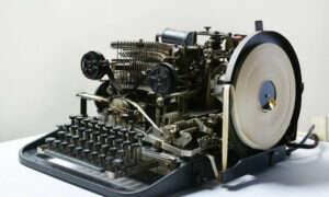Rzadka nazistowska maszyna szyfrująca odkryta na eBayu