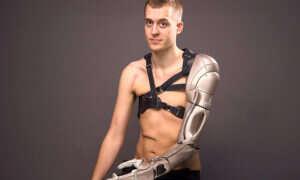 Niesamowita proteza stworzona przez Konami