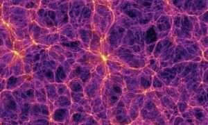 Odkryto największą strukturę w znanym Wszechświecie