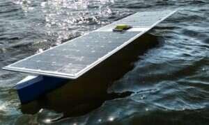 Seacharger – łódź napędzana wyłącznie energią słoneczną