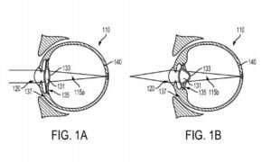 Google patentuje elektroniczną soczewkę wstrzykiwaną do wnętrza oka