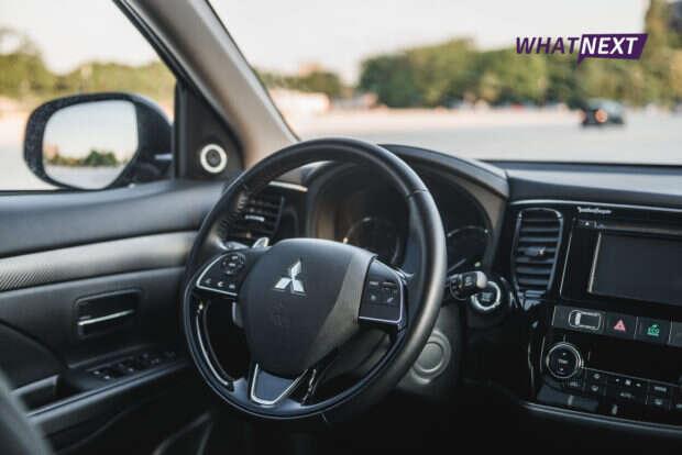 Mitsubishi Outlander 2016 kierownica